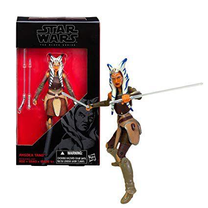 Star Wars The Black Series - Ahsoka Tano- Hasbro- B3834