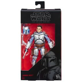 Star Wars The Black Series - Jango Fett- Hasbro- B3834