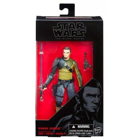 Star Wars The Black Series - Kanan Jarrus- Hasbro- B3834
