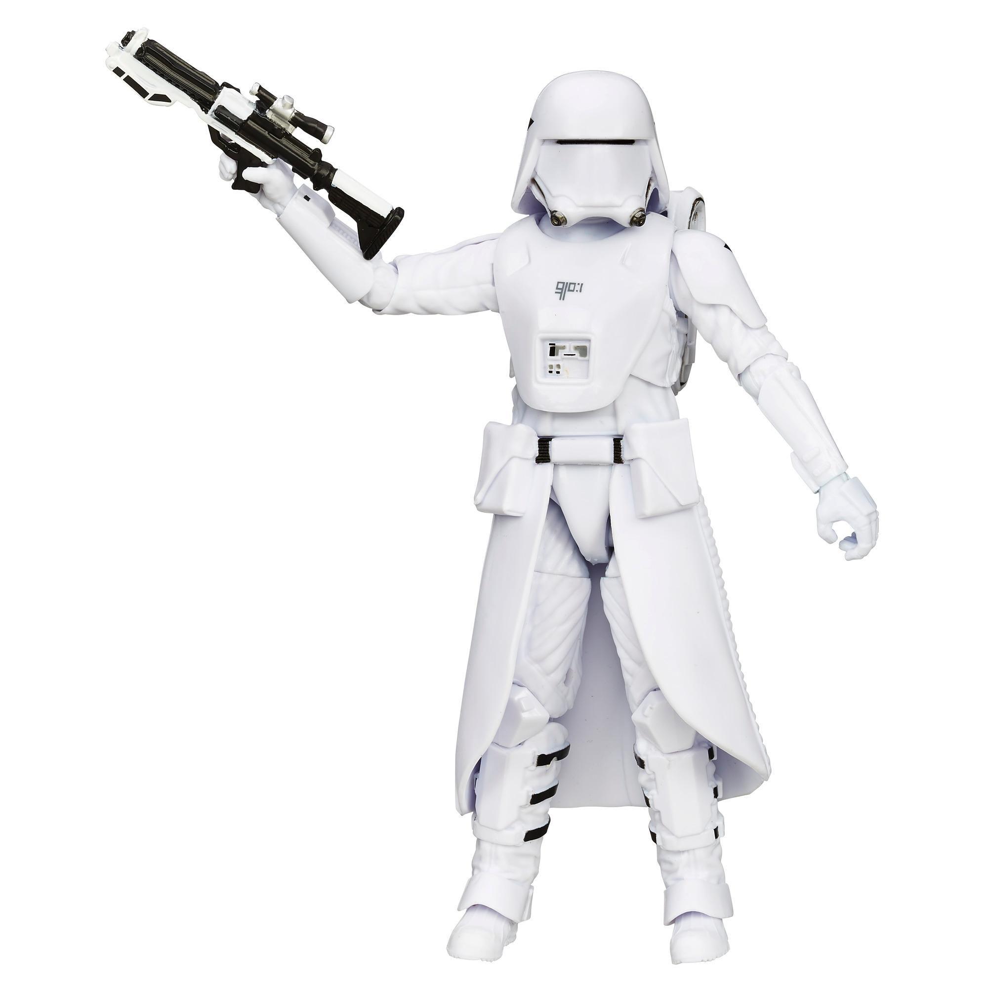 Star Wars The Black Series -Snowtrooper da Primeira Ordem- Hasbro- B3834