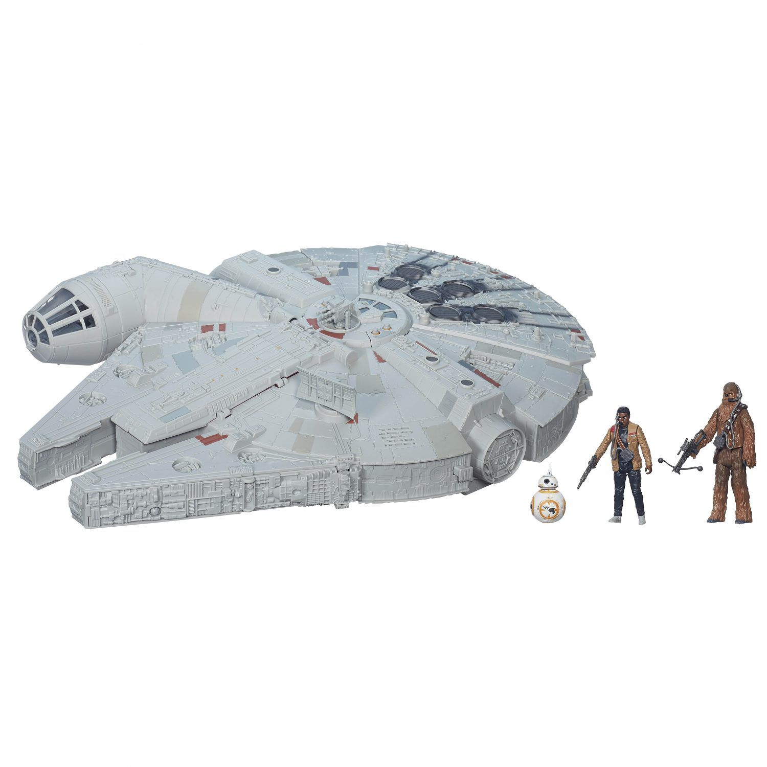 Star Wars: The Force Awakens- Millenium Falcon- Hasbro- B3678