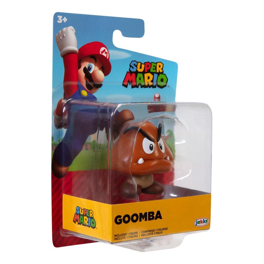 Super Mario Boneco Goomba colecionável Candide
