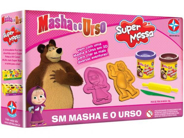 Super Massa Masha e o  Urso-Estrela
