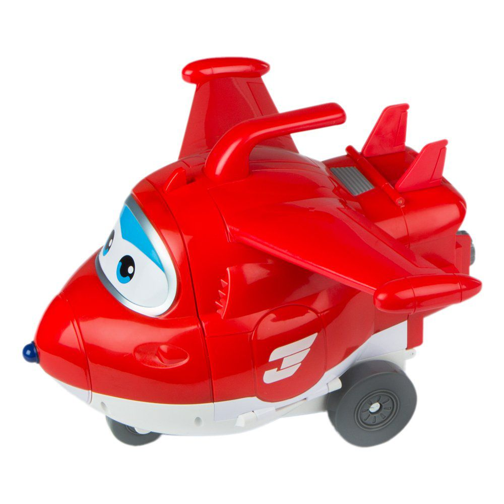 Super Wings Jett Avião - Fun - 8341-7