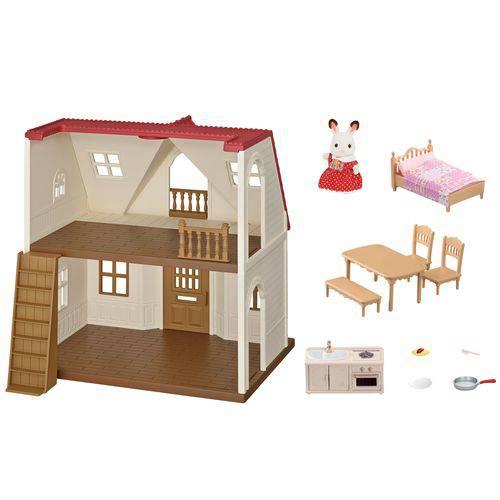 Sylvanian Families - Minha Primeira Casa - Epoch -5303