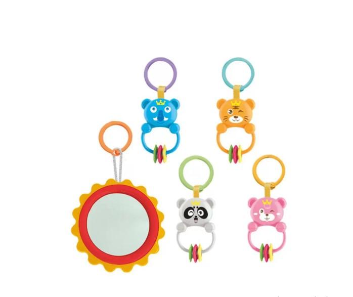 Tapete colorido infantil de atividades casa musical  Dm Toys DMB5796