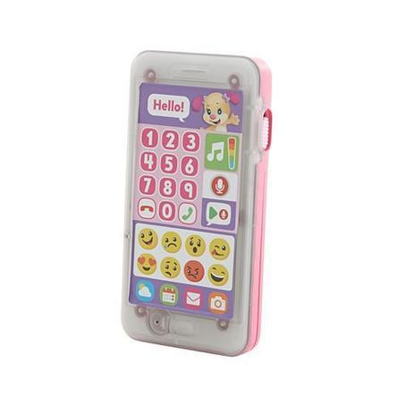 Telefone Emojis Fisher Price
