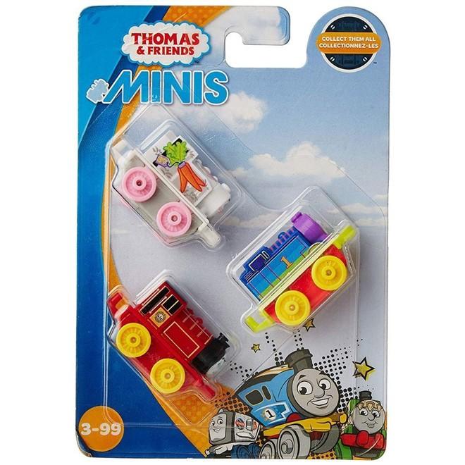 Thomas e Friends-Minis-Fisher Price Sortidos