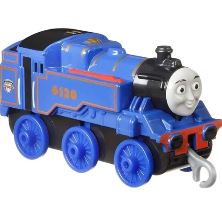 Thomas & Friends - Trenzinho Grande Track Master Fricção - Belle GDJ56