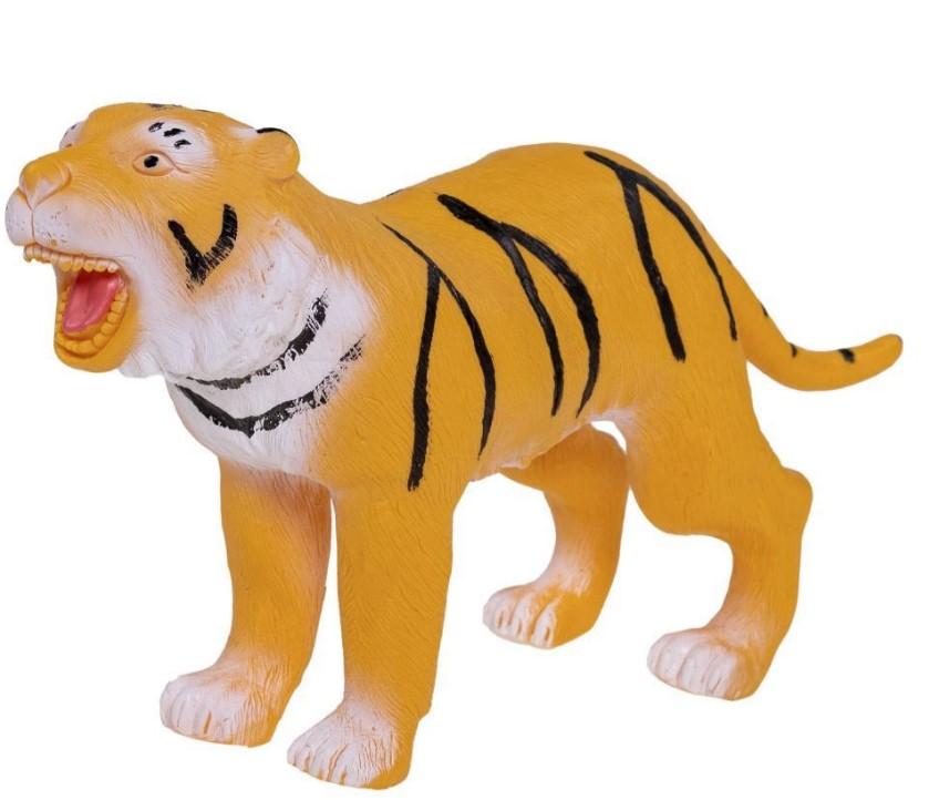 Tigre Amarelo De Vinil