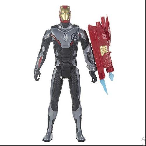 Titan Hero Power FX Endgame Homem de Ferro