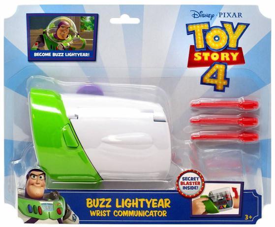 Toy Story  Buzz Lightyear  Comunicador Espacial Mattel