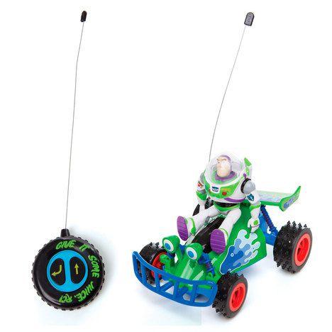 Toy Story- Carro Rádio Controlado- Estrela