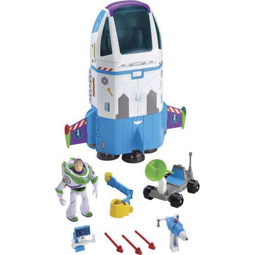 Toy Story Nave Comando Estelar Buzz Lightyear-Mattel-GJB37