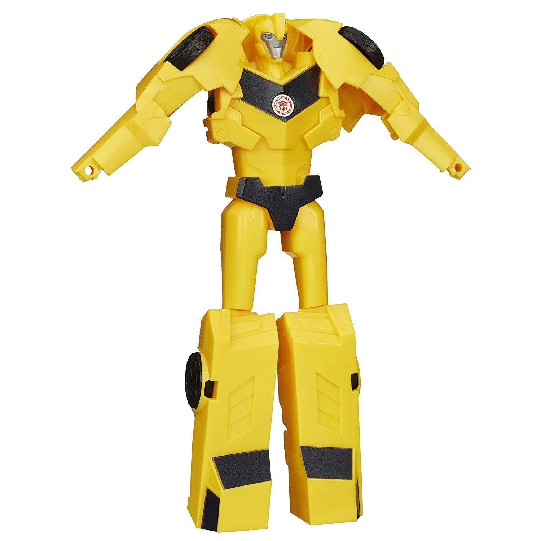 Figura Transformers Bumblebee- Titan Changer- Hasbro- B2238