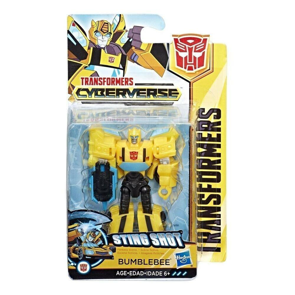 Transformers Cyberverse Sting Bumblebee E1893 Hasbro