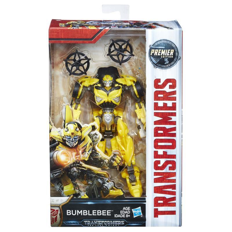 Transformers The Last Knight Bumblebee Hasbro C0887