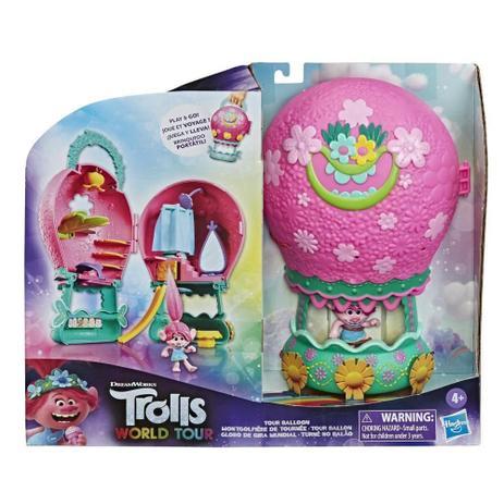 Trolls Playset Turnê do Balão World Tour Hasbro E7724
