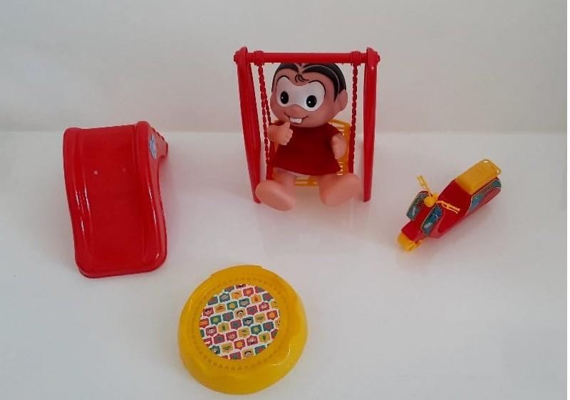 Turma da Mônica Playground 1118 Samba Toys