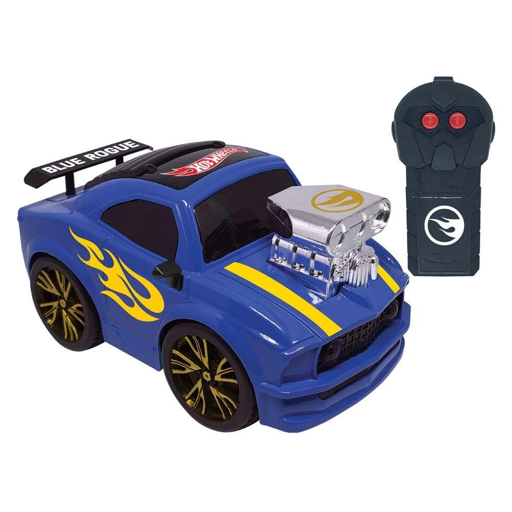 Veículo de Controle Remoto - Hot Wheels - Juggler - Candide