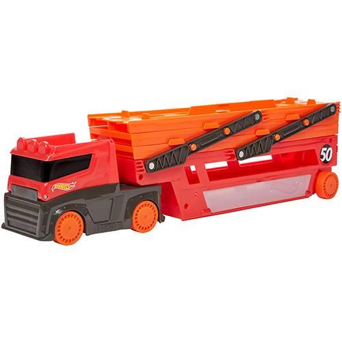 Veículo Hot Wheels Caminhão Mega Transporter -Mattel- GHR48