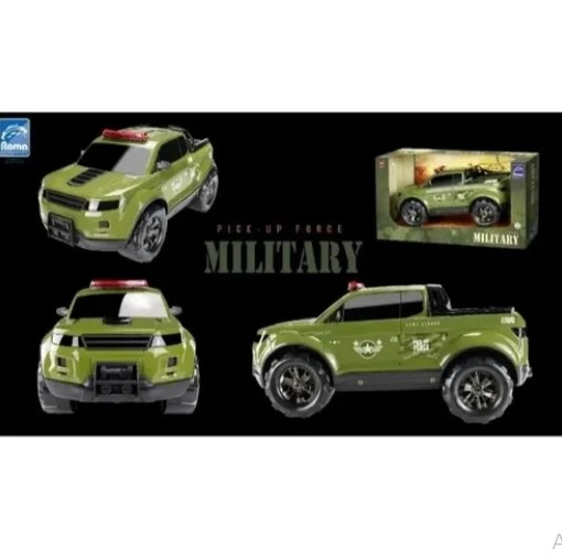 Veículo Pick Up Force Military Roma