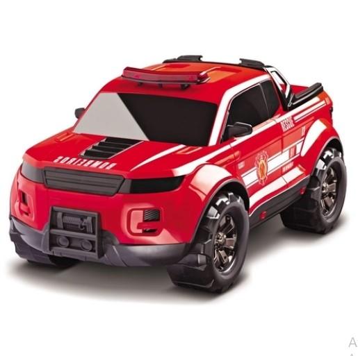 Veículo Roda Livre - Pick Up Force - Bombeiros