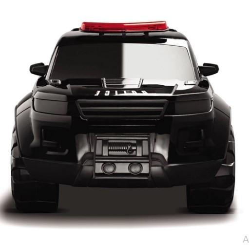 Veículo Roda Livre Pick Up Force  Polícia