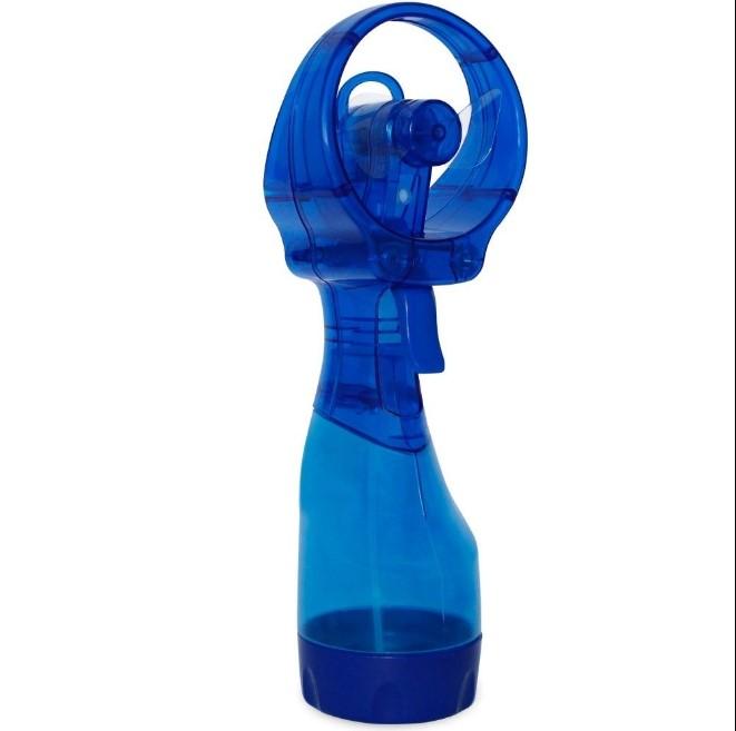 Ventilador Nebulizador O2 Cool Dtc - Azul