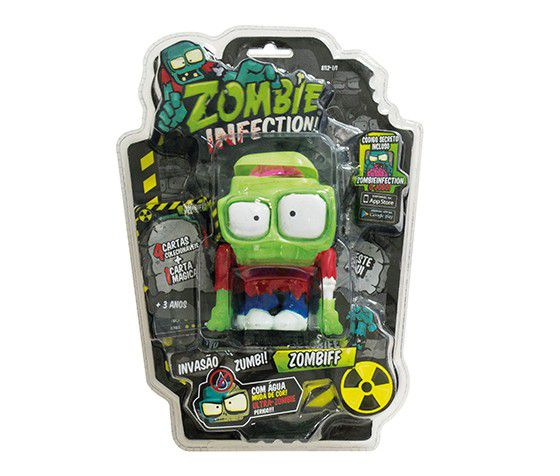 Zombie Infection Zombiff-Fun