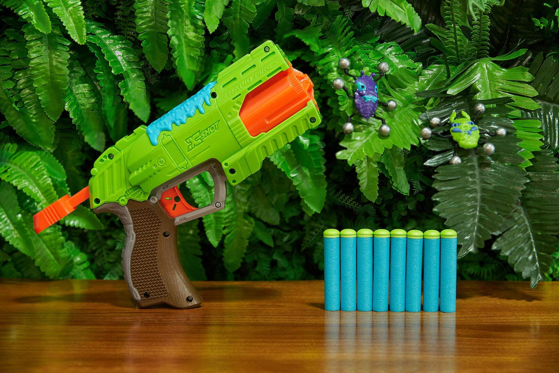 Zuru X-Shot Bug Attack -Rapid Fire- Candide- 5501