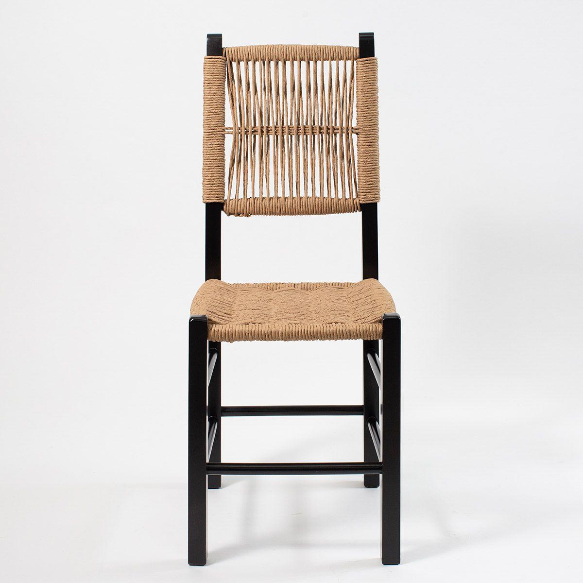 Cadeira de Palhinha Moderna