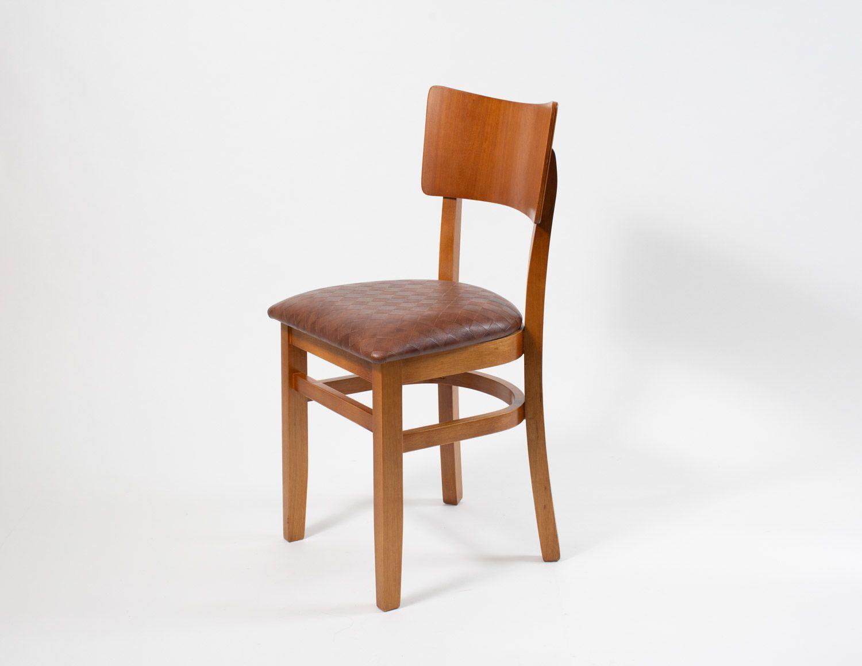 Cadeira de Madeira Pura