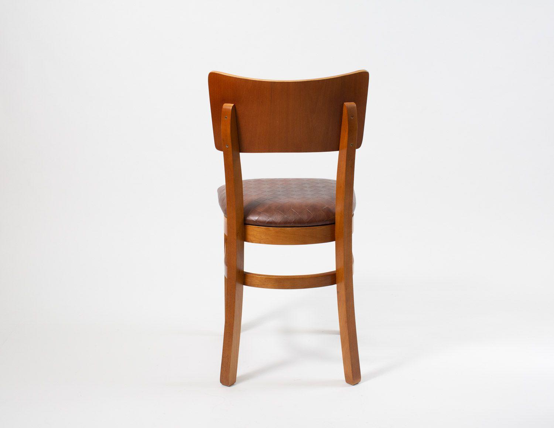 Cadeira de Madeira Maciça para Cozinha