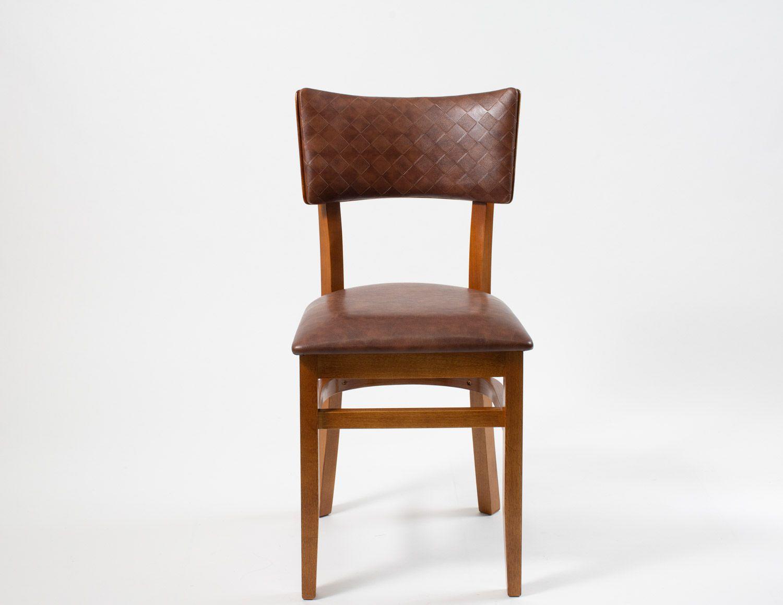 Cadeiras Americanas para Cozinha com Estofado