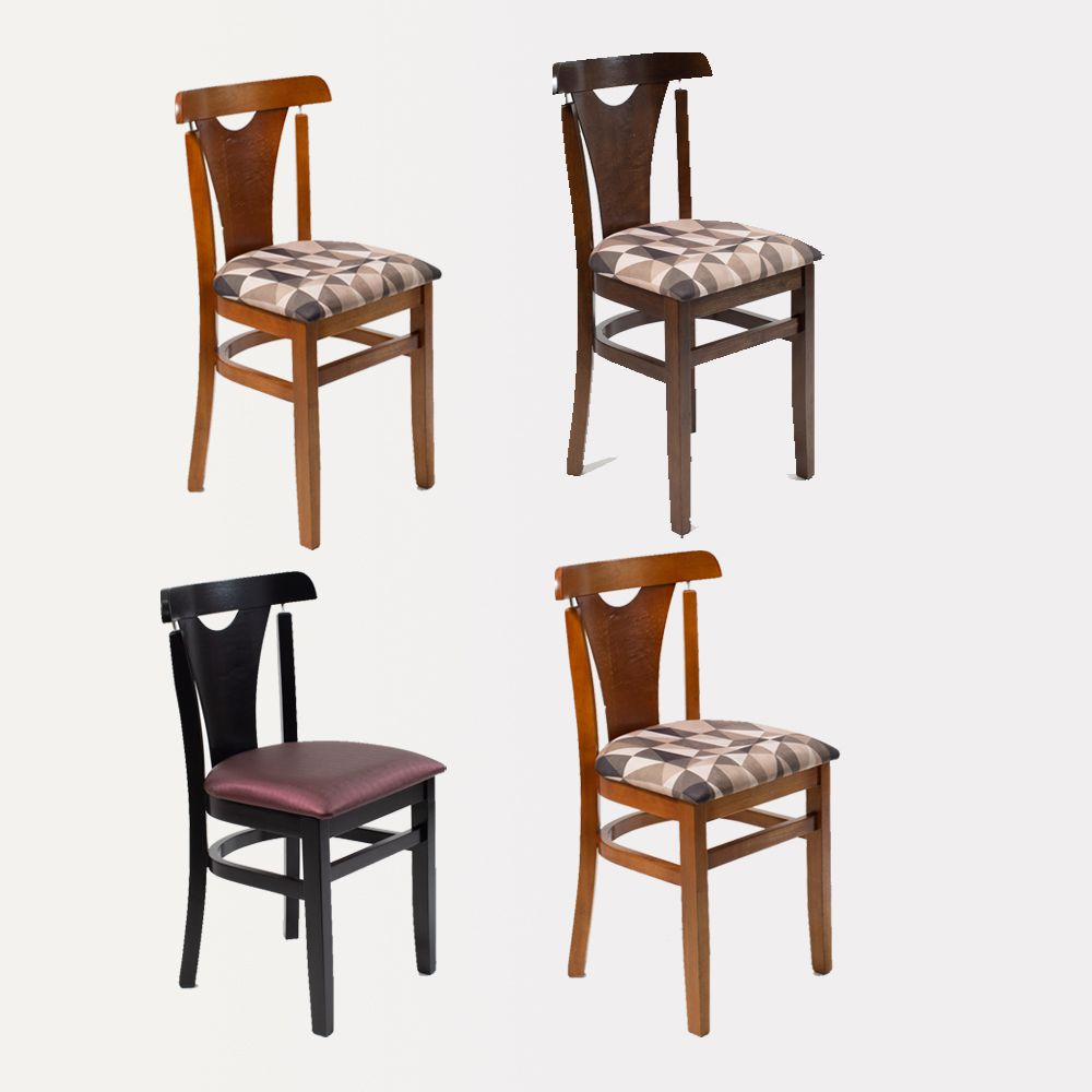 Kit 04 Cadeiras Baiuca