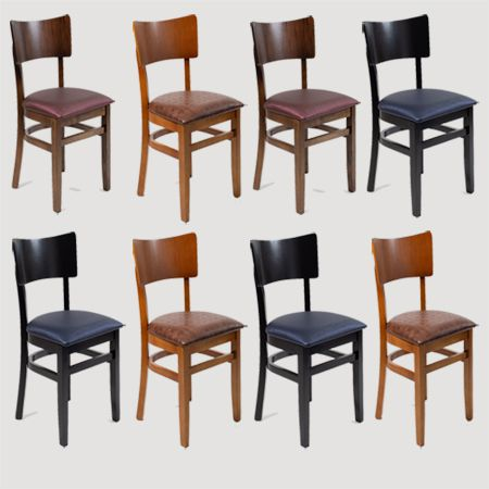 Kit 08 Cadeiras Grecia