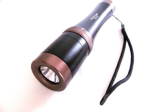 Lanterna Mergulho Recarregável Led Profissional P30 Metros