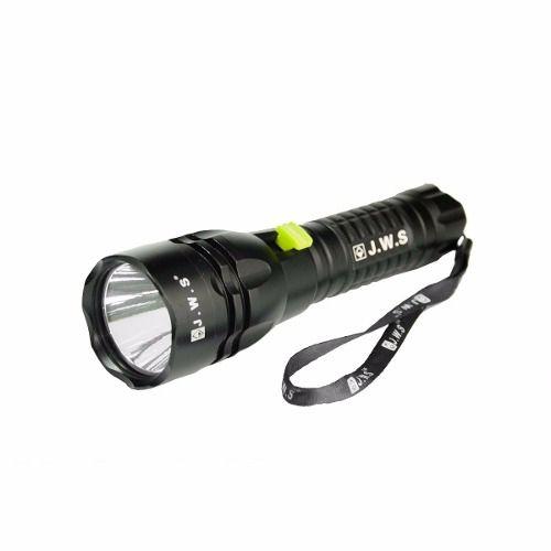 Lanterna Para Mergulho Led Bateria Recarregável