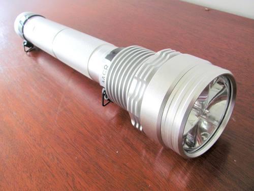 Lanterna Tática Hid Xenon 85 Mais 2km Super Potente