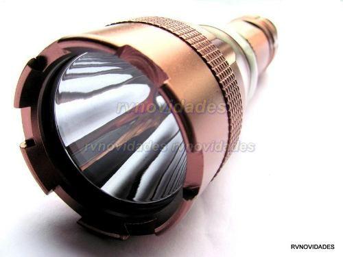 Lanterna Mergulho recarregavel LED T6 JWS