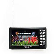 Tv Portátil Digital Tela 4.3 Rádio Fm