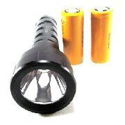 Lanterna Mergulho Recarregável  151000 Lúmens Led T6 super