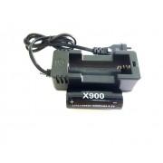 Carregador + Baterias X900 26650mah 4.2v 16800mah TOP