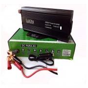 Inversor Veicular 2000w 12v Para 220v    saída USB