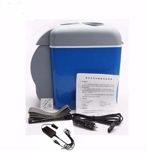 Mini Geladeira,frigobar Portátil 12v 110/220v 7,5 Litros