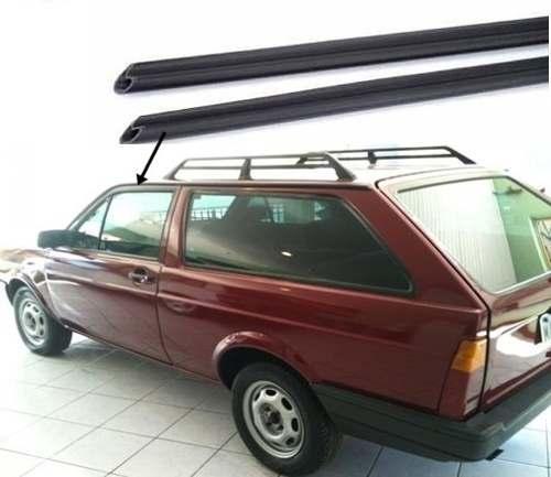 Friso Calha Teto Original Volkswagen Parati Cl/gl/gls/surf