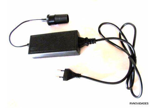 Conversor Adaptador P/ Mini Geladeira Frigobar 220v 12v