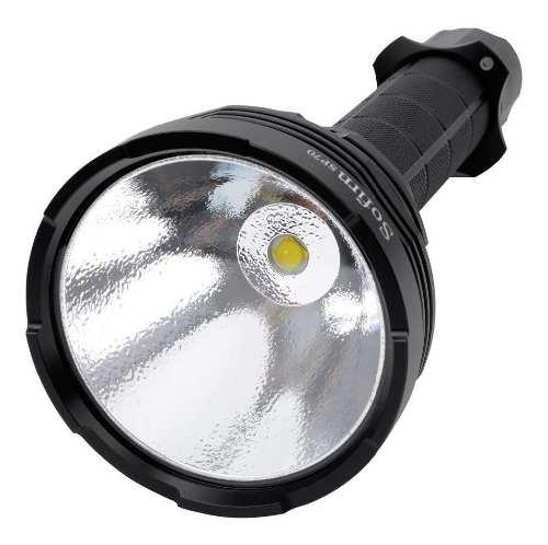 Lanterna Holofote Recarregável Led Sp70 Xhp70.2 Ultra Forte