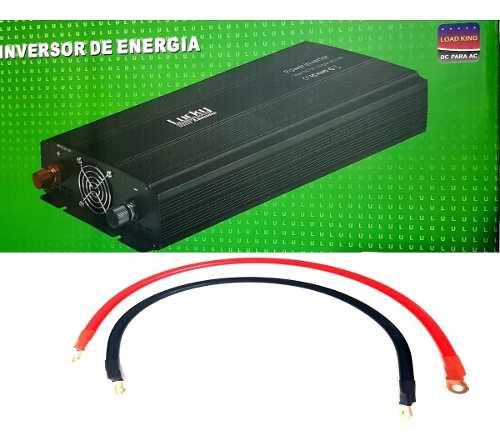 Inversor Energia 220v 12v Onda Senoidal 5000w  Lucky